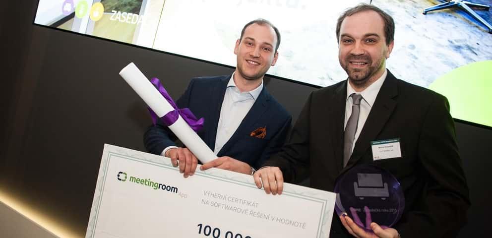 Zasedačku roku v České republice vyhrála J&T Banka