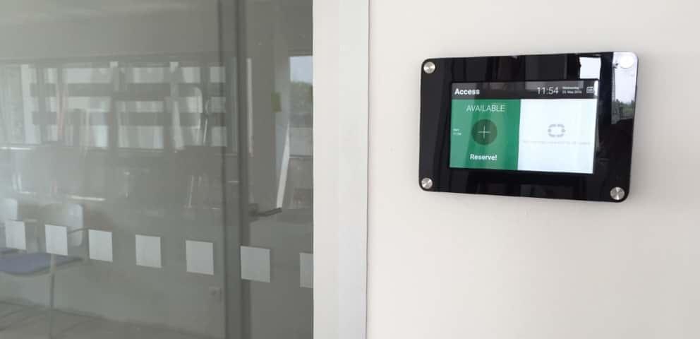 Představujeme vám nové řešení pro tablety – MeetingRoomApp rámečky