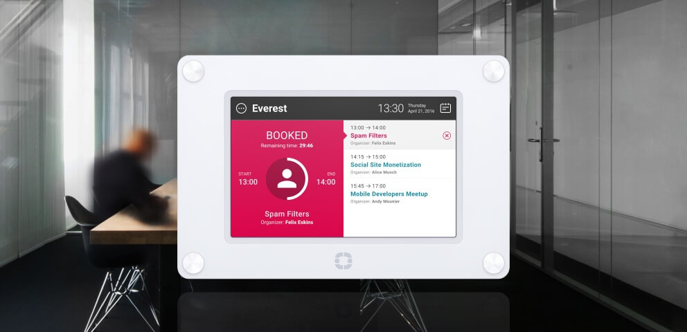 New MeetingRoomApp promotional video is here