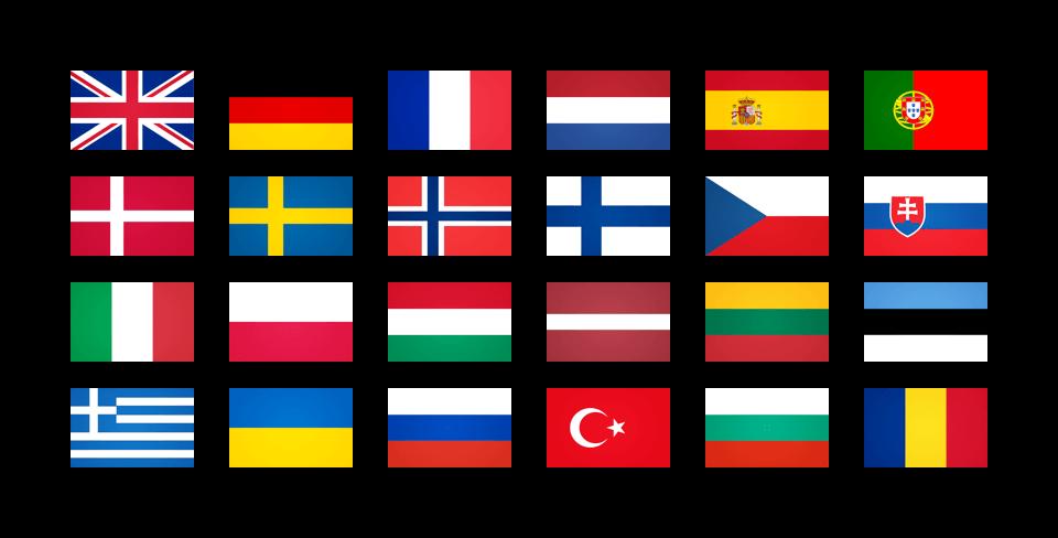mra-languages