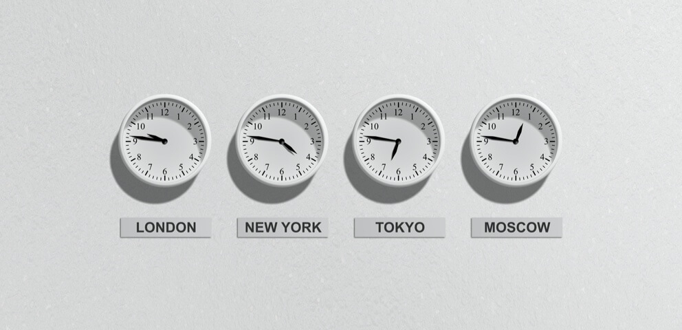 How to Schedule Worldwide Meetings