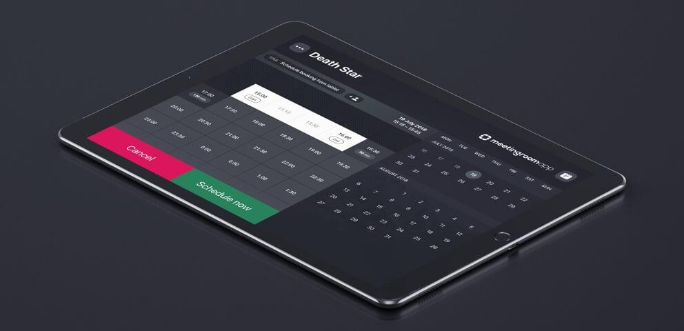 Wir stellen Ihnen den Dark Mode der App vor