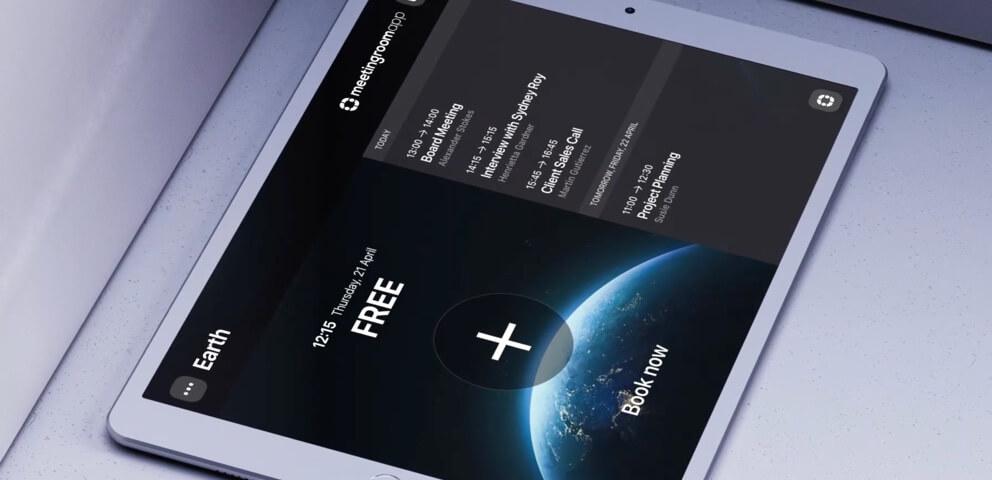 Cinco razones por las que a los propietarios de iPad les encantará nuestro sistema de reservas